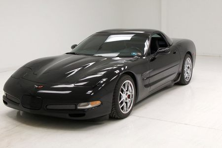 2001 Corvette Coupe picture #1