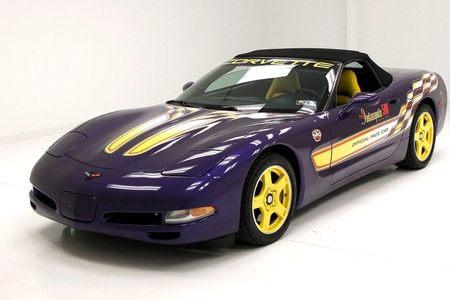 1998 Corvette Convertible Convertible picture #1