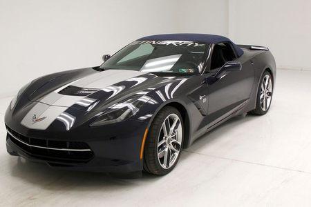 2014 Corvette Convertible picture #1