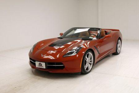 2015 Corvette Convertible picture #1