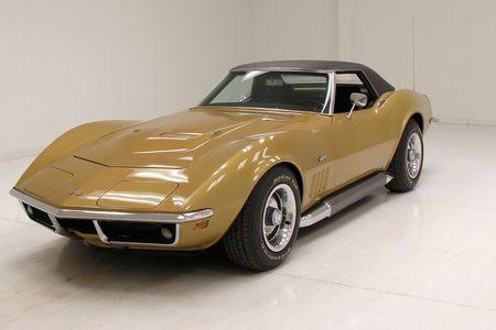 1969 Corvette Convertible picture #1