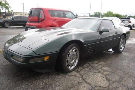 1993 Corvette Base Base picture #1