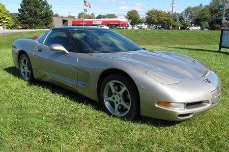 2002 Corvette Base Base picture #1