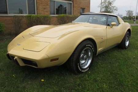 1977 Corvette Base Base picture #1