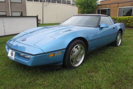 1988 Corvette Base Base picture #1
