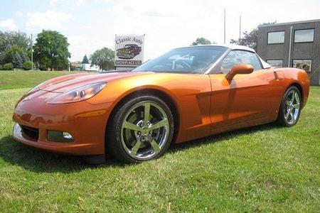 2009 Corvette 2LT 2LT picture #1