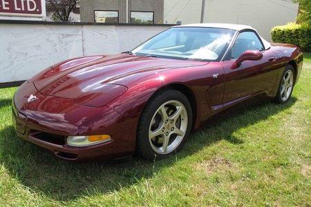 2003 Corvette 50th Anniversary 50th Anniversary picture #1