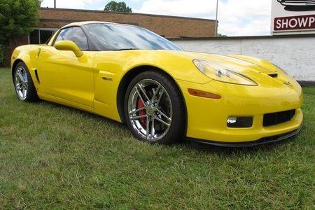 2009 Corvette Z06 Z06 picture #1