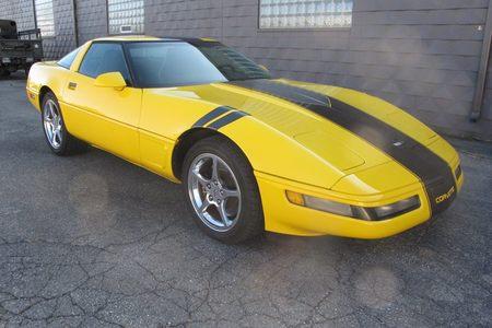 1995 Corvette picture #1