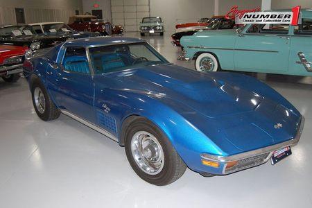 1970 Corvette Coupe picture #1