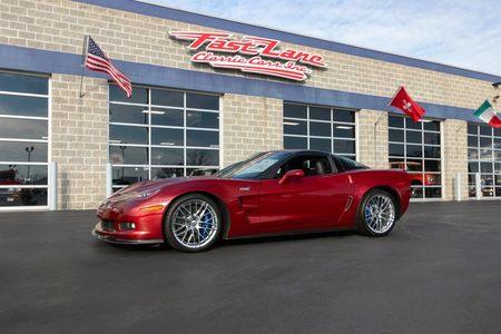 2011 Corvette ZR1 picture #1