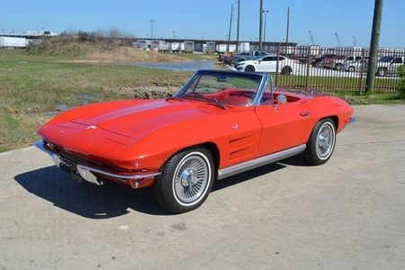 1964 Corvette Stingray picture #1