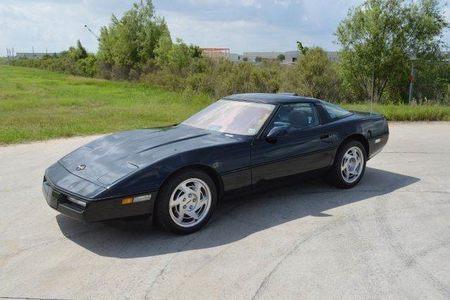 1990 Corvette ZR1 picture #1