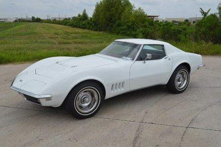 1968 Corvette 427/390HP Factory Ac 427/390HP Factory Ac picture #1