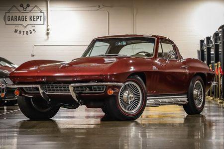 1966 Corvette 427 427 picture #1