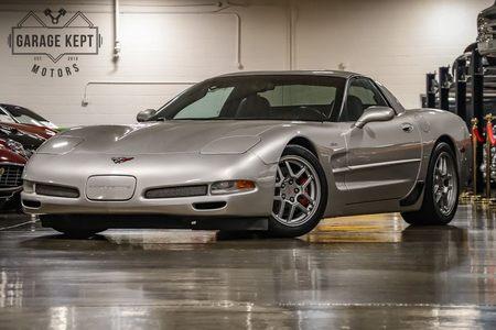 2004 Corvette Z06 Z06 picture #1
