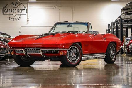 1967 Corvette Convertible 427 Convertible 427 picture #1