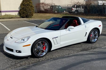 2012 Corvette 2dr Cpe Z16 Grand Sport w/3LT 2dr Cpe Z16 Grand Sport w/3LT picture #1