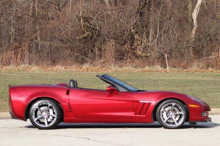2010 Corvette Grand Sport Convertible Grand Sport Convertible picture #1