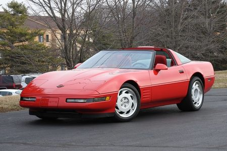 1991 Corvette picture #1