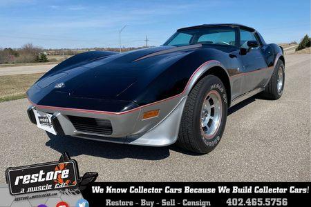 1978 Corvette picture #1