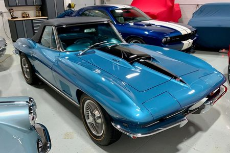 1967 Corvette picture #1