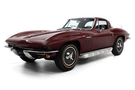 1965 Corvette Sting Ray picture #1