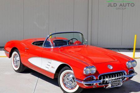 1960 Corvette picture #1