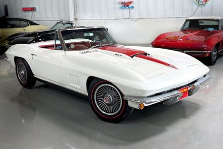 1967 Corvette Convertible 427/390 Convertible 427/390 picture #1