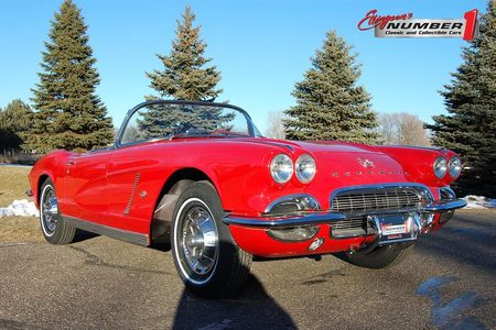 1962 Corvette Convertible picture #1