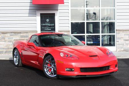 2012 Corvette Z06 Z06 picture #1