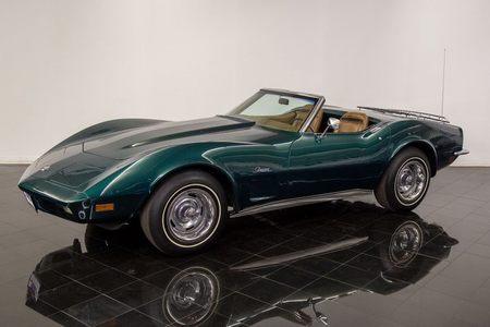 1973 Corvette Convertible Convertible picture #1