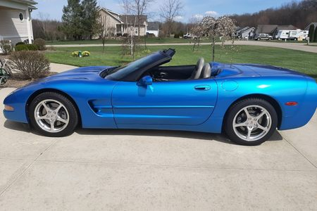 2000 Corvette Convertible picture #1