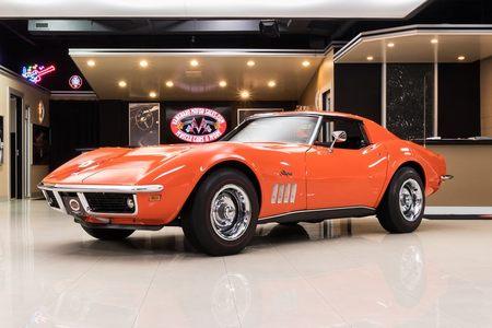 1969 Corvette 427/390 427/390 picture #1