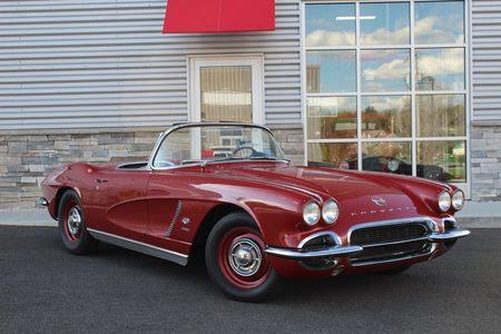 1962 Corvette 327 327 picture #1