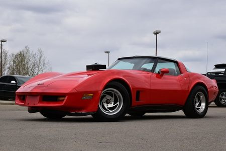 1981 Corvette w/ Transparent T-tops And The 454CUI V8!! w/ Transparent T-tops And The 454CUI V8!! picture #1