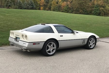 1986 Z51 Coupe picture #1