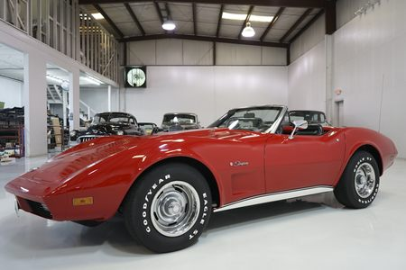 1974 LS4 Stingray Convertible picture #1