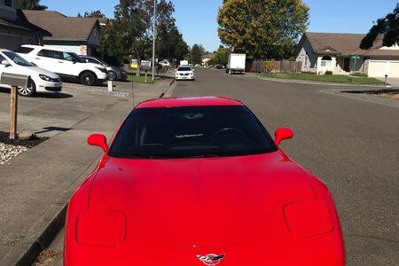 2003 Chevrolet Corvette Z06 picture #1