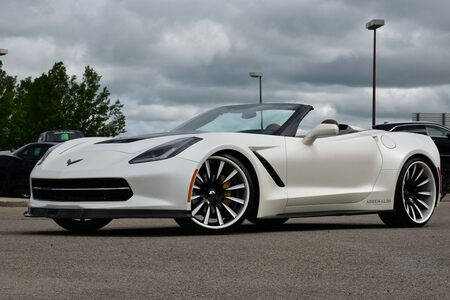 2014 Corvette Forgiato 750HP Wide Body! Forgiato 750HP Wide Body! picture #1