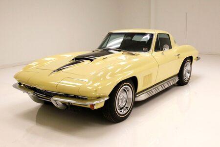 1967 Corvette Coupe picture #1