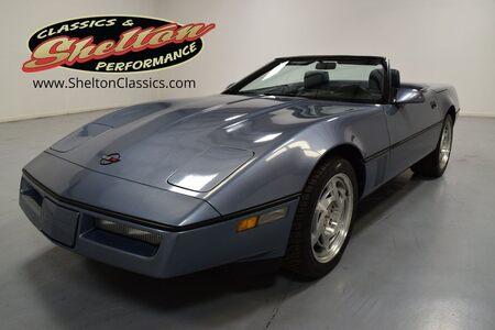 1990 Corvette picture #1