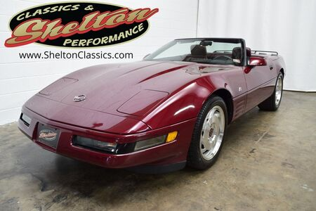 1993 Corvette 40th Anniversary Edition 40th Anniversary Edition picture #1