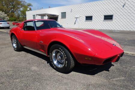 1975 Corvette picture #1
