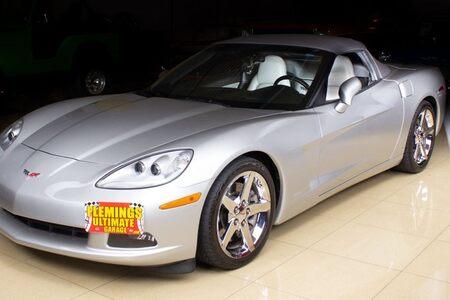 2007 Corvette Convertible Convertible picture #1