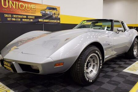 1979 Corvette L82 Coupe L82 Coupe picture #1