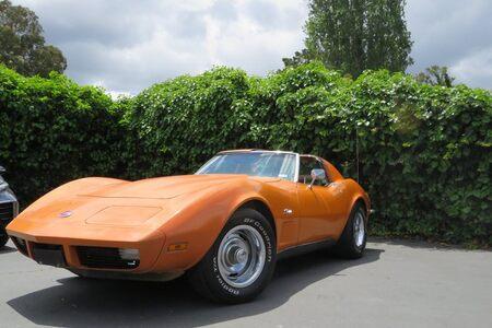 1973 Corvette picture #1