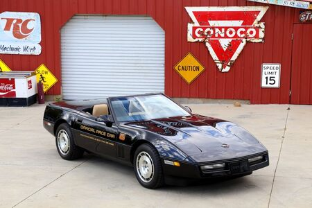 1986 Corvette Pace Car Pace Car picture #1