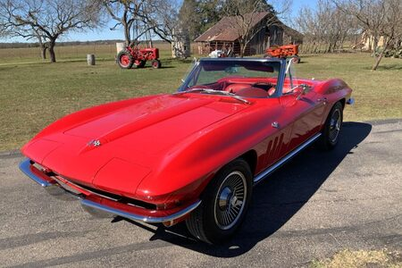 1965 Corvette '65 Roadster, #'s Matching 327, 4-Speed '65 Roadster, #'s Matching 327, 4-Speed picture #1