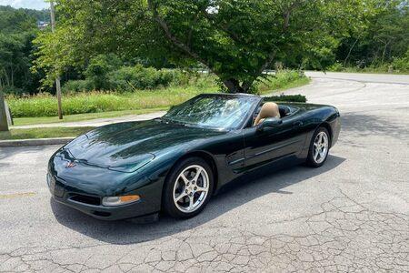 2001 Corvette 2dr Convertible 2dr Convertible picture #1